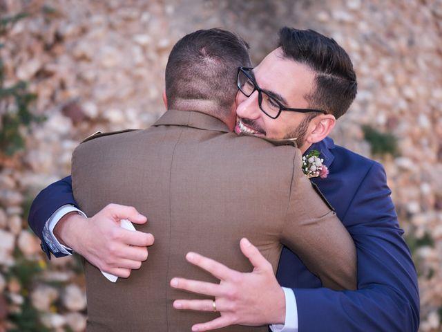 La boda de Nacho y Esteban en Bétera, Valencia 54