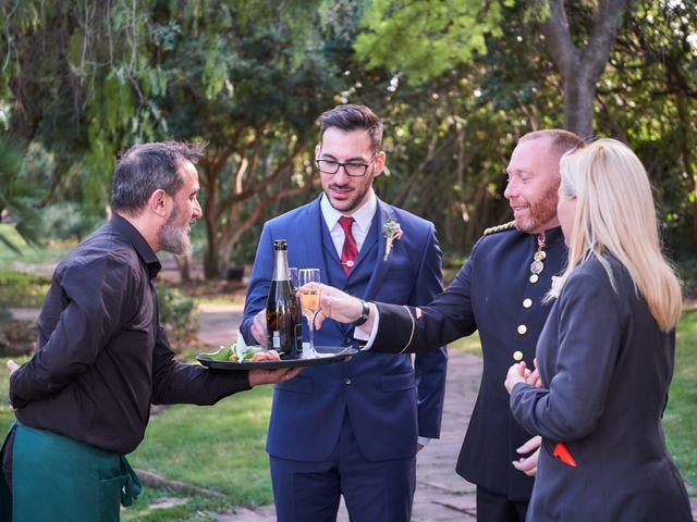 La boda de Nacho y Esteban en Bétera, Valencia 42
