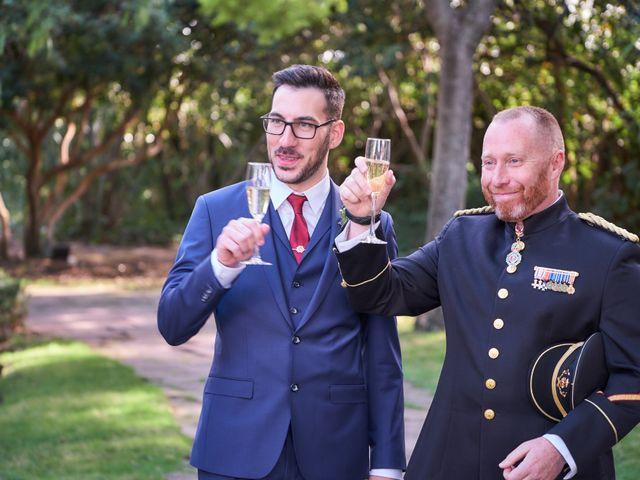La boda de Nacho y Esteban en Bétera, Valencia 43