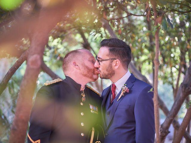 La boda de Nacho y Esteban en Bétera, Valencia 44
