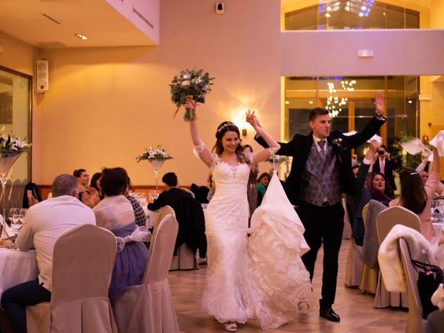 La boda de Uriel y Noelia en Catarroja, Valencia 1