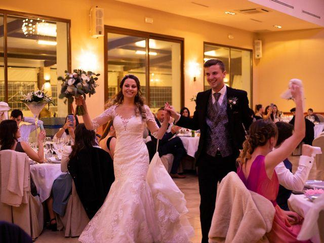 La boda de Uriel y Noelia en Catarroja, Valencia 2