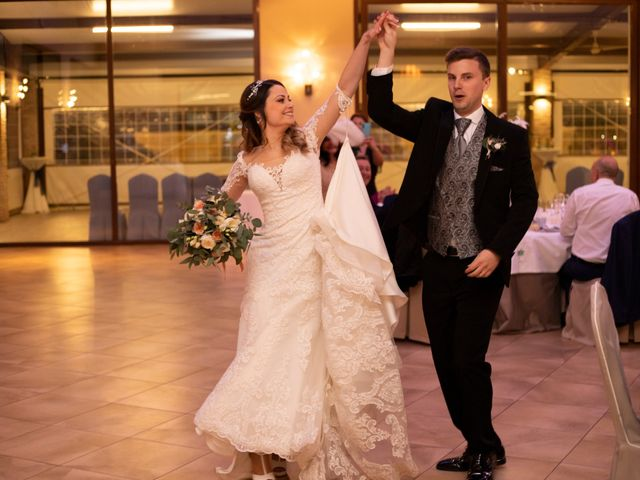 La boda de Uriel y Noelia en Catarroja, Valencia 3