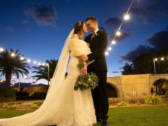 La boda de Noelia y Uriel