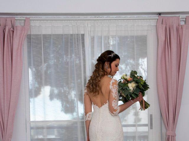 La boda de Uriel y Noelia en Catarroja, Valencia 22