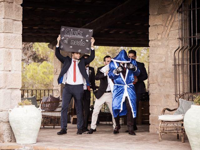La boda de Ginés y Cris en Rubio, Barcelona 18