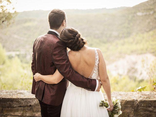 La boda de Ginés y Cris en Rubio, Barcelona 1