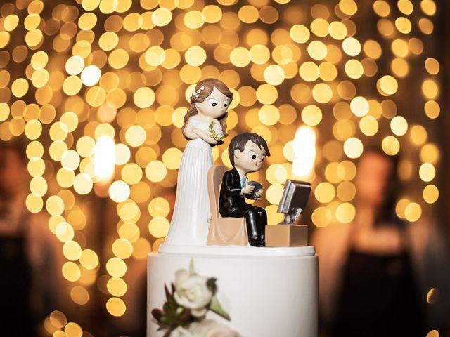 La boda de Ginés y Cris en Rubio, Barcelona 41