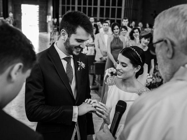 La boda de Rodrigo y Raquel en Madrid, Madrid 19