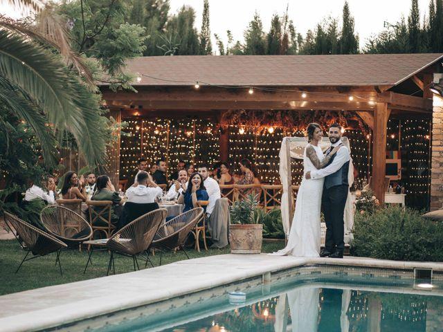 La boda de Lidia y Daniel