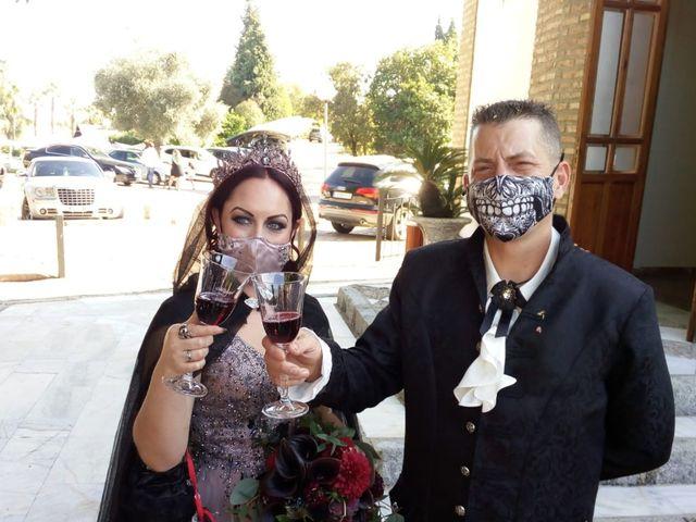 La boda de Anyi y Miguel