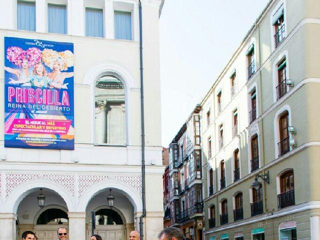 La boda de Javier y Maria en Valladolid, Valladolid 7