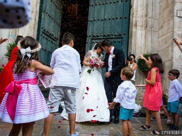La boda de Javier y Maria en Valladolid, Valladolid 11