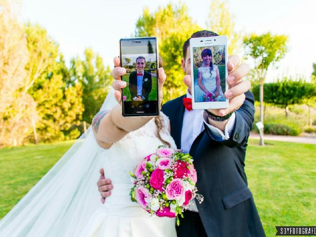 La boda de Javier y Maria en Valladolid, Valladolid 13