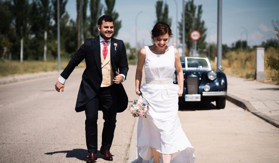 La boda de Cristina y Iván en Guadalajara, Guadalajara