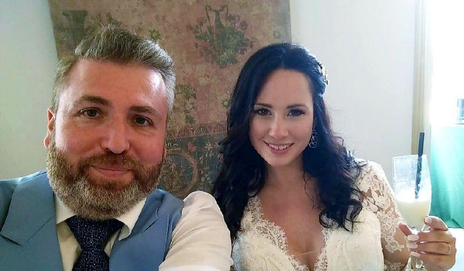 La boda de Antonio Javier  y Rocío en Salteras, Sevilla