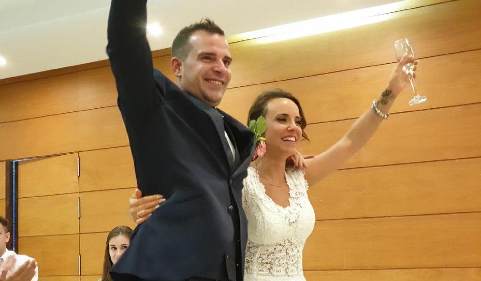 La boda de Judith y Javi en Santa Coloma De Farners, Girona