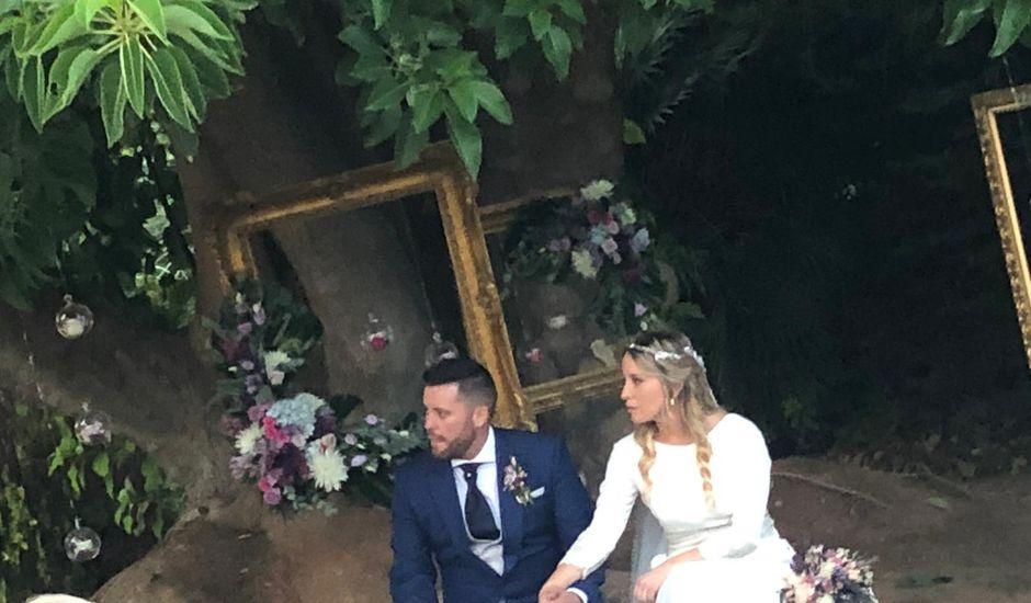 La boda de Javier y Patricia en Vilamarxant, Valencia