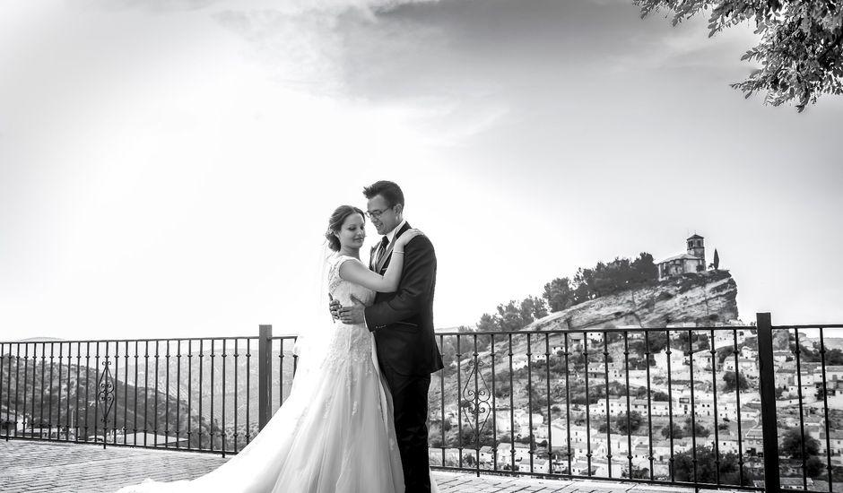La boda de Daniel y Damaris en Montefrio, Granada