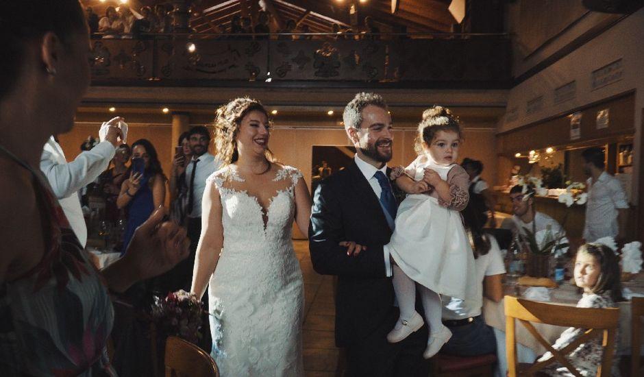 La boda de Jonatan y Aiora en Andoain, Guipúzcoa