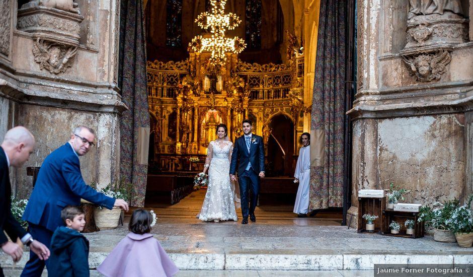 La boda de José y Ana en Lluchmajor, Islas Baleares