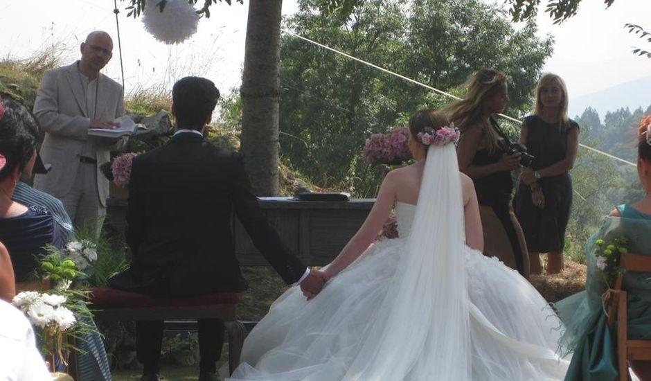 La boda de María y Héctor en Gijón, Asturias