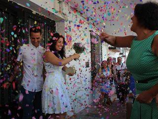 La boda de Alba y Sergio