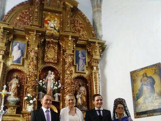 La boda de Vely y Juan Manuel 1