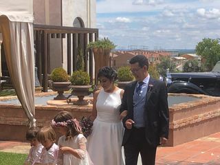 La boda de Ara y Alberto  2