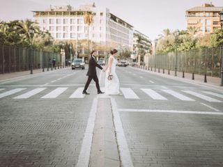 La boda de Sonia y José Miguel
