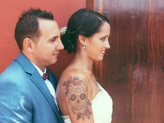 La boda de Nayara y Daniel
