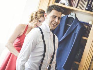 La boda de Sara y Jorge 1