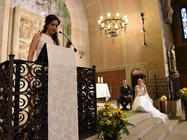 La boda de Javi y Alba en Sant Fost De Campsentelles, Barcelona 2