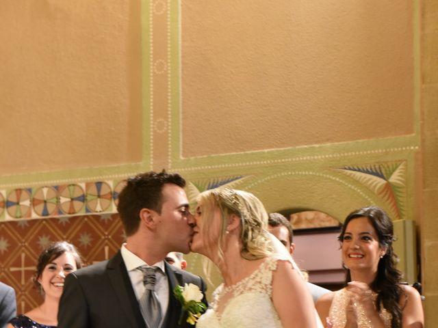 La boda de Javi y Alba en Sant Fost De Campsentelles, Barcelona 4