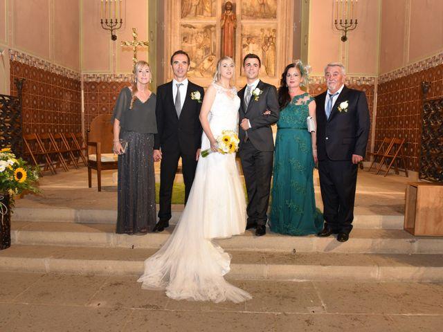 La boda de Javi y Alba en Sant Fost De Campsentelles, Barcelona 5