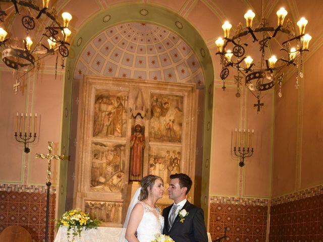 La boda de Javi y Alba en Sant Fost De Campsentelles, Barcelona 6