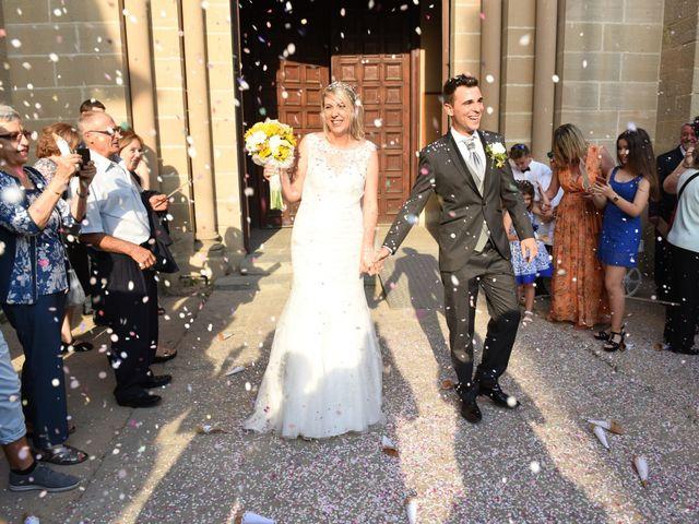 La boda de Javi y Alba en Sant Fost De Campsentelles, Barcelona 7