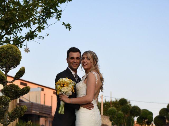 La boda de Javi y Alba en Sant Fost De Campsentelles, Barcelona 10