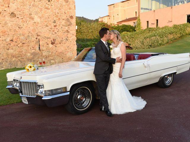 La boda de Javi y Alba en Sant Fost De Campsentelles, Barcelona 14