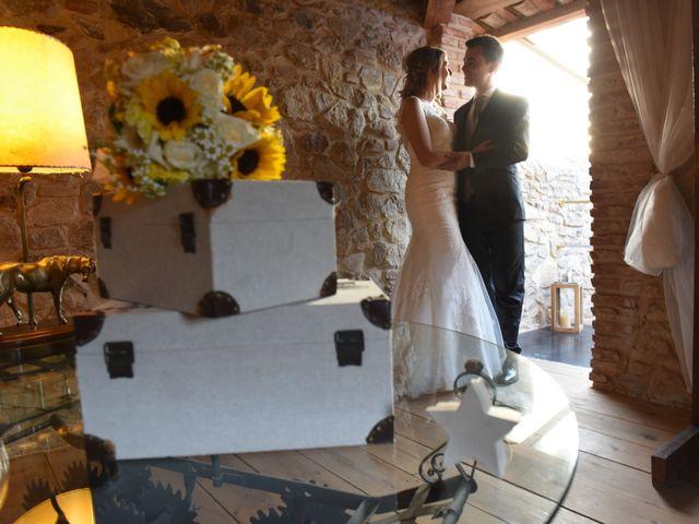 La boda de Javi y Alba en Sant Fost De Campsentelles, Barcelona 17