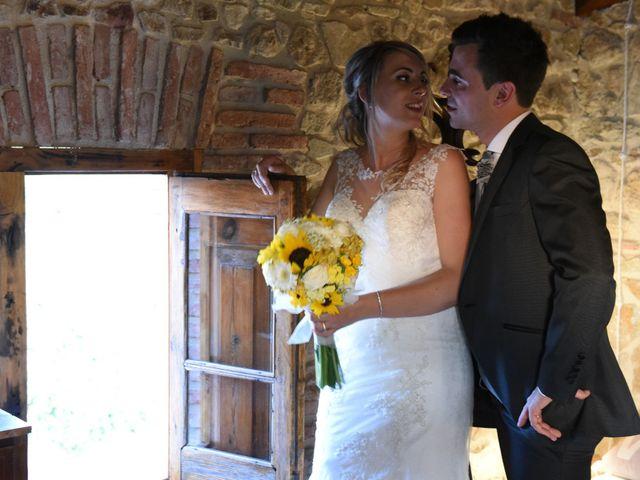 La boda de Javi y Alba en Sant Fost De Campsentelles, Barcelona 18