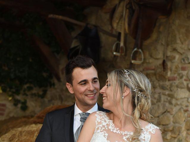 La boda de Javi y Alba en Sant Fost De Campsentelles, Barcelona 20