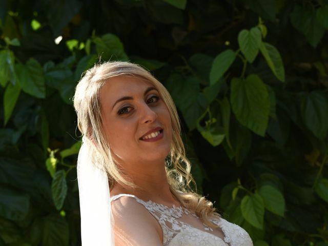 La boda de Javi y Alba en Sant Fost De Campsentelles, Barcelona 21