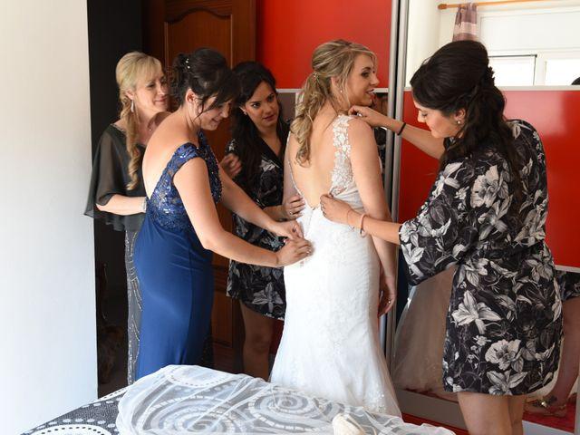 La boda de Javi y Alba en Sant Fost De Campsentelles, Barcelona 27