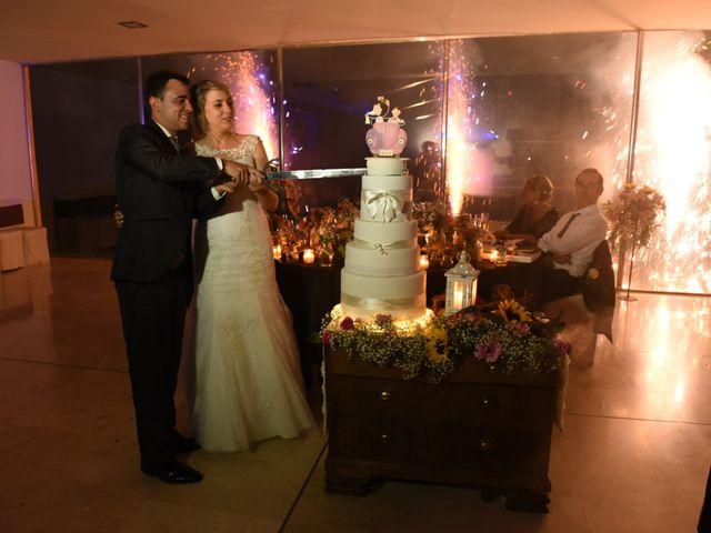 La boda de Javi y Alba en Sant Fost De Campsentelles, Barcelona 37