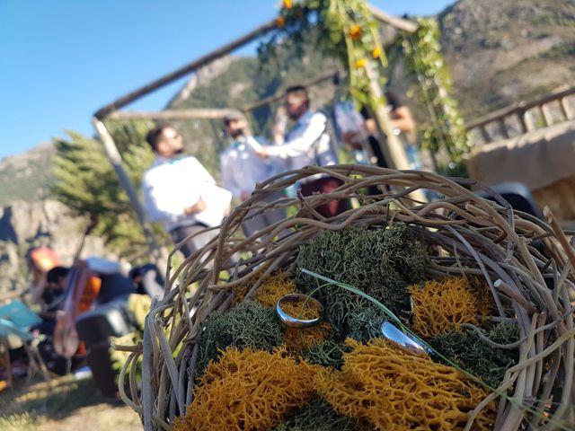 La boda de Miguel  y Lucas   en Guejar Sierra, Granada 1
