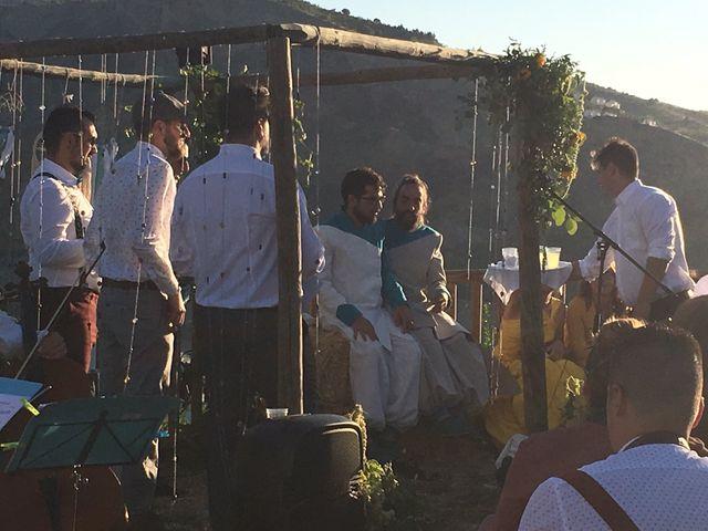 La boda de Miguel  y Lucas   en Guejar Sierra, Granada 6