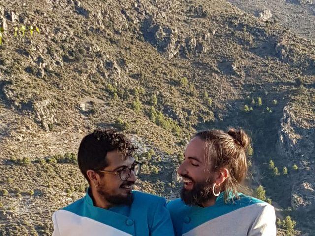 La boda de Miguel  y Lucas   en Guejar Sierra, Granada 8