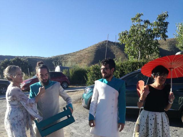 La boda de Miguel  y Lucas   en Guejar Sierra, Granada 9