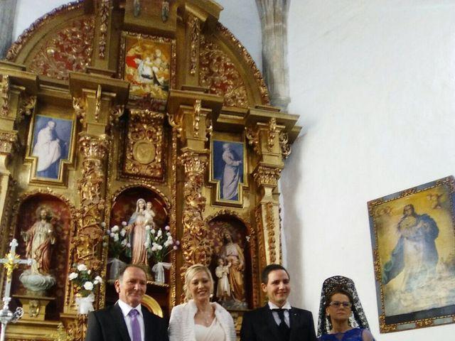 La boda de Juan Manuel y Vely en Valdetorres, Badajoz 1